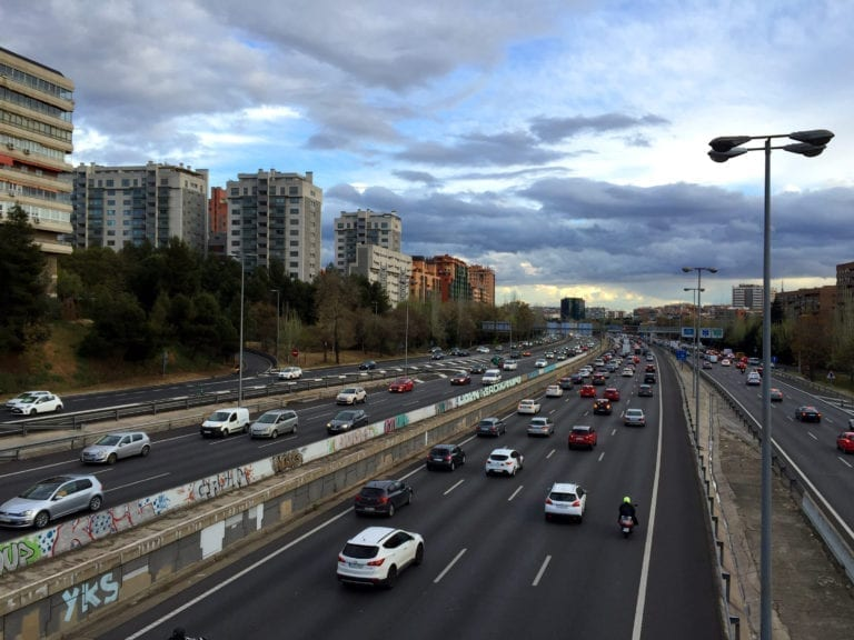 The City Council Starts Improving the Infrastructure in the Madrid Nuevo Norte Area