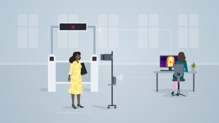 Siemens lanza una solución para medir la temperatura corporal al acceder a los edificios
