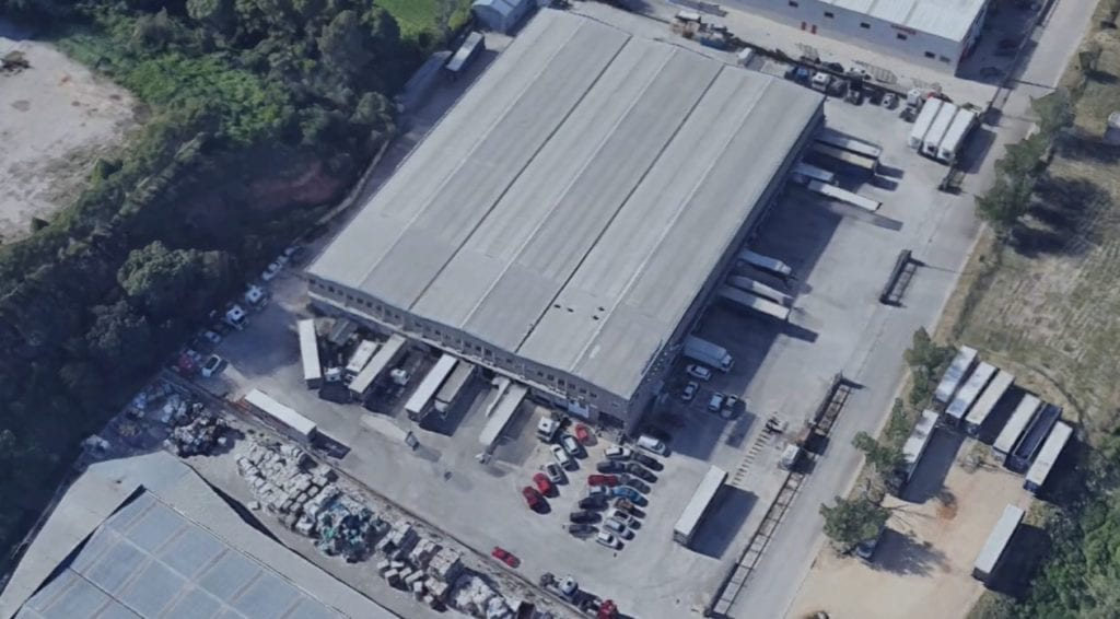 Realterm Enters Spain with the Purchase of a Logistics Warehouse in Barcelona