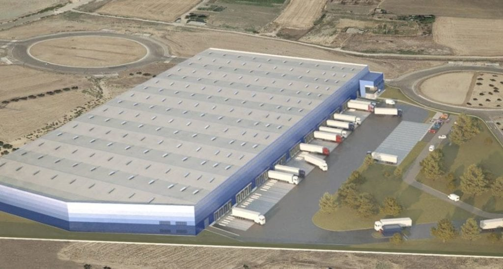 Gazeley Finalises the Construction of a Warehouse Spanning 37,000 sqm in Toledo