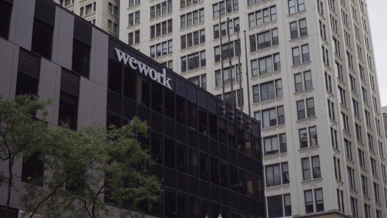 Wework reconoce pérdidas de 3.200 millones mientras negocia una ronda de financiación