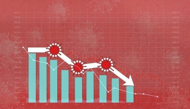 El INE confirma la caída histórica del 5,2% del PIB hasta marzo por el Covid-19