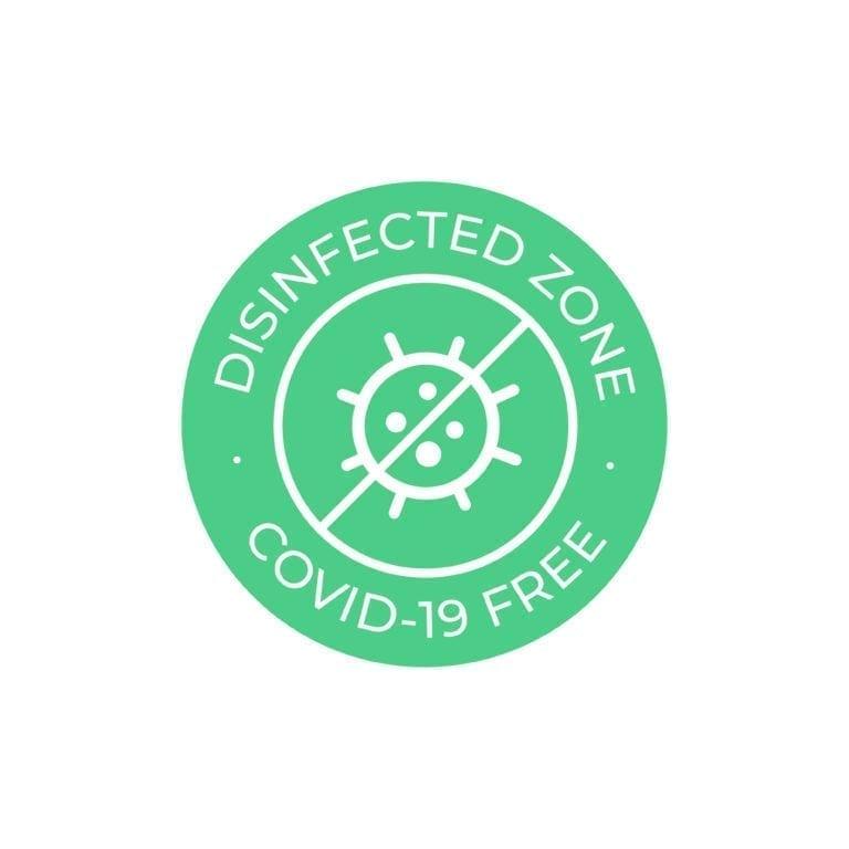 Furor por los sellos 'Covid Free' para tranquilizar a compradores y usuarios tras la pandemia