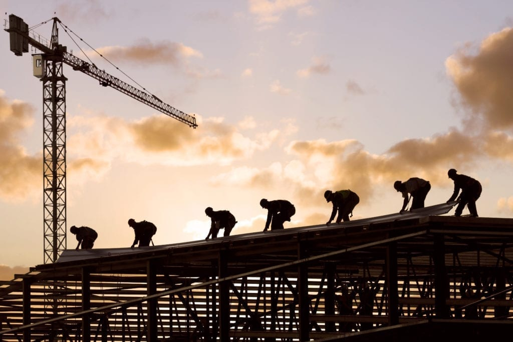 Unemployment Rose by 282,891 People in April to 3.9 Million, with 25,000 More People Out of Work in the Construction Sector