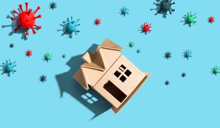 Así se venden viviendas en plena pandemia