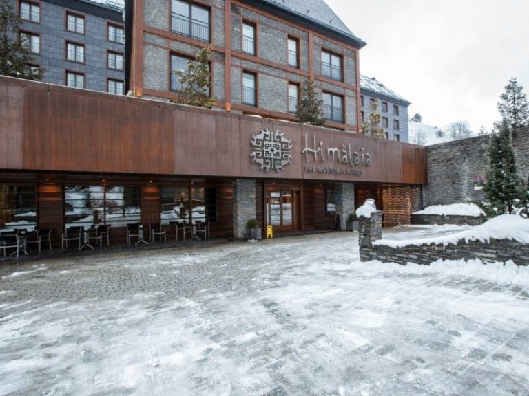Leo Messi compra el hotel Himalaia de Baqueira Beret