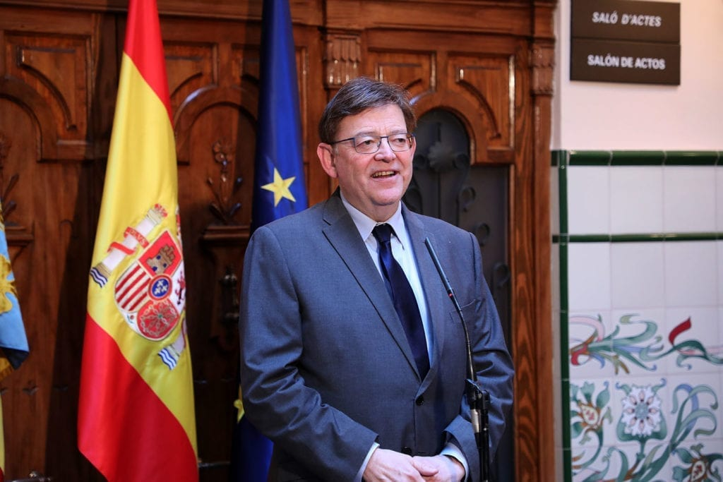 Generalitat Valenciana compra edificio