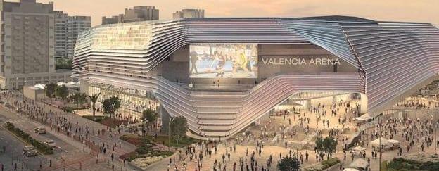 El presidente de Mercadona logra luz verde para construir el complejo Valencia Arena