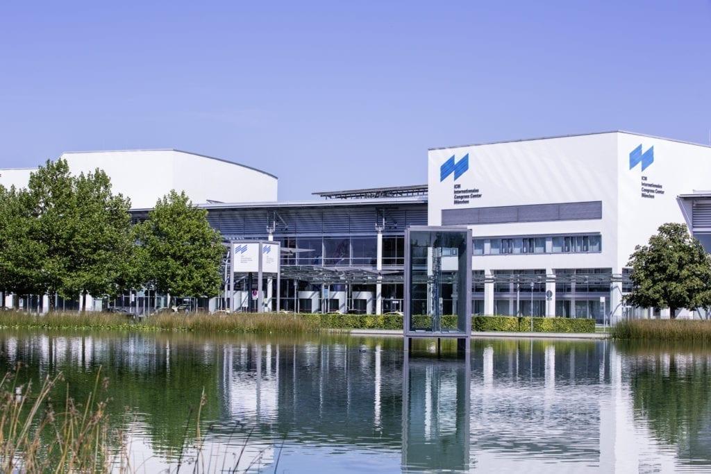 Centro Internacinal de Congresos de Munich