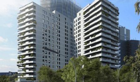 Chenavari Barcelona Residental Development