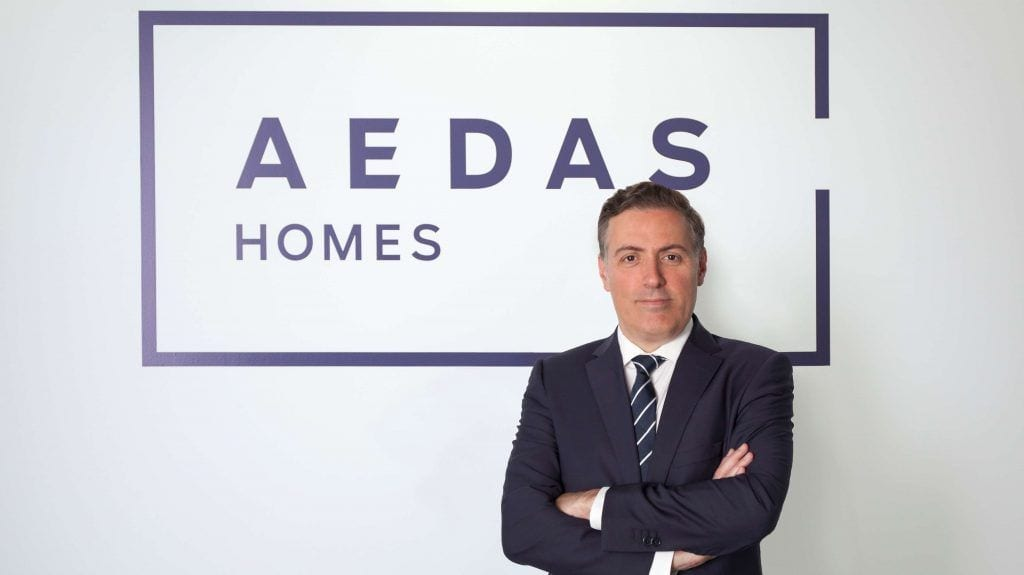 British Fund Helikon Acquires a 3% Stake in Aedas