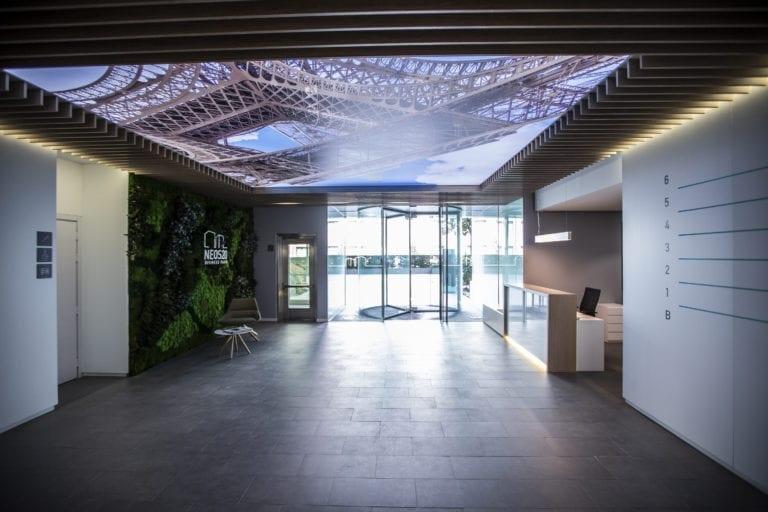 El parque empresarial Neos 20 incorpora un nuevo inquilino en pleno estado de alarma