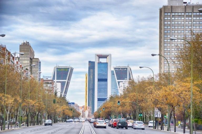 El Consorcio de Seguros invertirá 7,5 millones en remodelar la antigua sede de la CNMV en Castellana