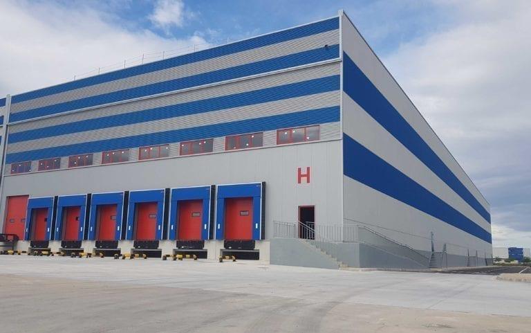 Funiglobal alquila una nave de 4.000 metros cuadrados en la plataforma logística Plaza