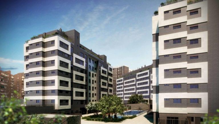 Vía Célere aumenta un 36% los nuevos contratos de vivienda en junio