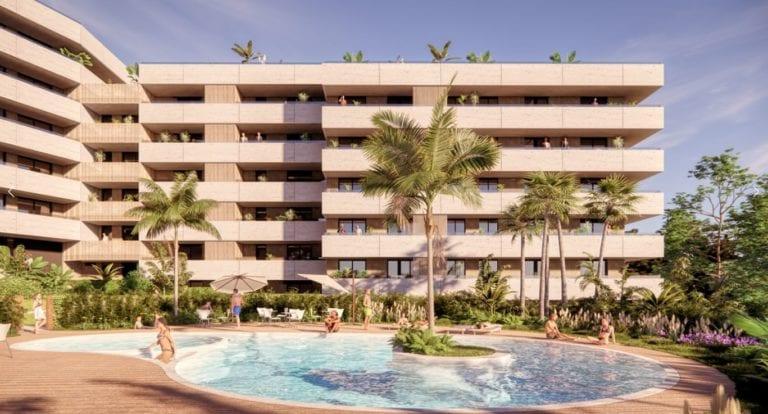 Dazia invierte 45 millones en un proyecto residencial en Barcelona