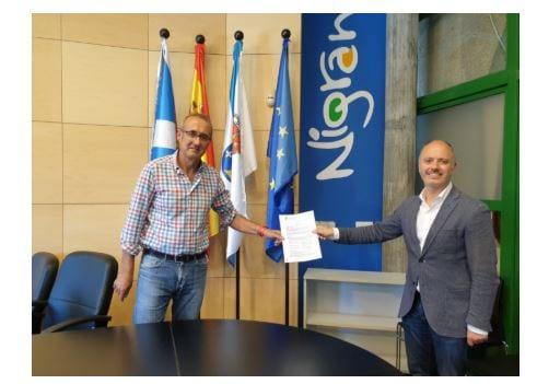 Zona Franca de Vigo invertirá más de seis millones de euros en nuevas naves de Porto do Molle