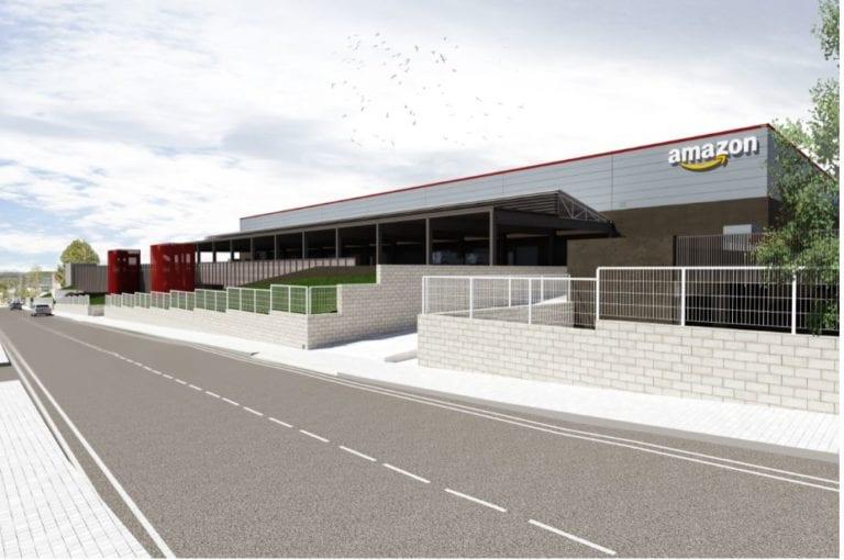 Amazon anuncia la apertura de dos nuevas estaciones logísticas en Rubí y en Leganés