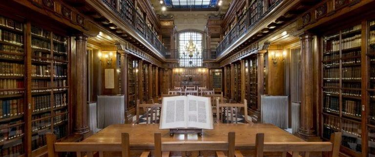 Mitma licita las obras de rehabilitación de la Biblioteca Menéndez Pelayo en Santander