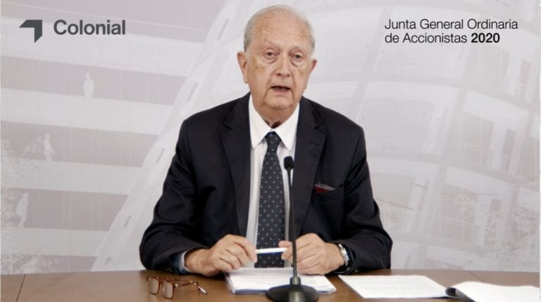 La junta de Colonial aprueba dos ampliaciones de hasta 350 millones para comprar SFL