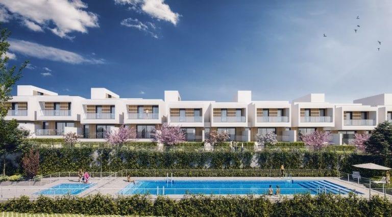 Kronos lanza dos nuevos proyectos en Madrid y Valladolid con casi 200 viviendas