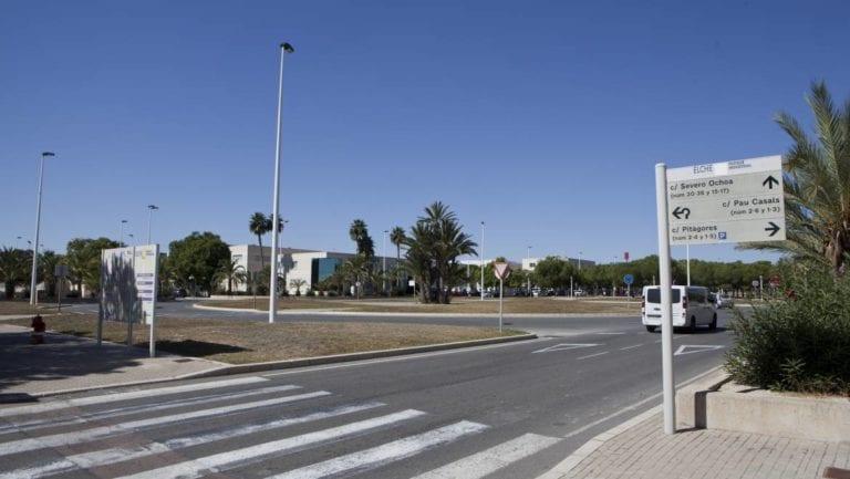 Elche aprueba la modificación del PGOU para ampliar el parque empresarial