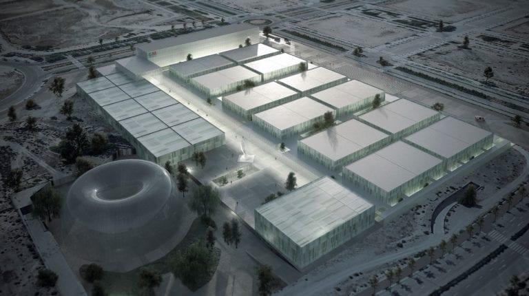 Madrid construirá un hospital de emergencias junto a la Ciudad de la Justicia de Valdebebas