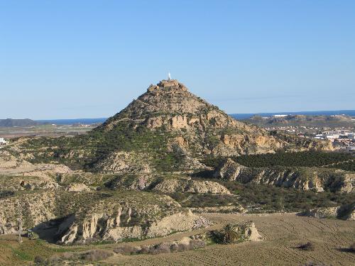 El Ayuntamiento de Vera (Almería) compra el cerro del Espíritu Santo