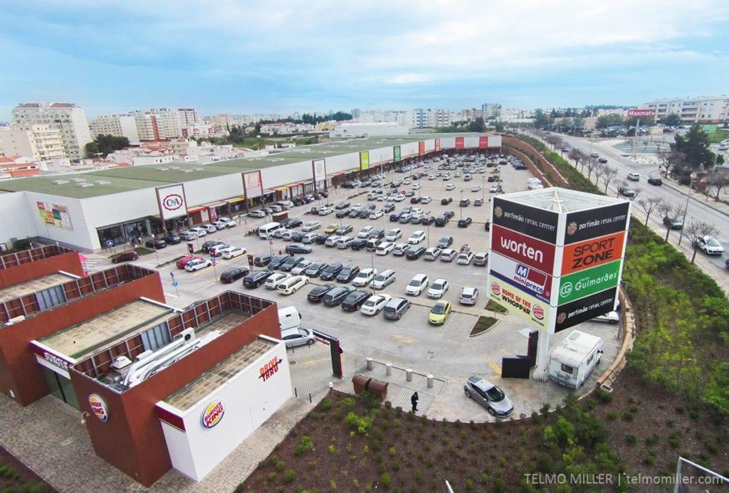 portimao retail center de ores socimi bankinteer sonae
