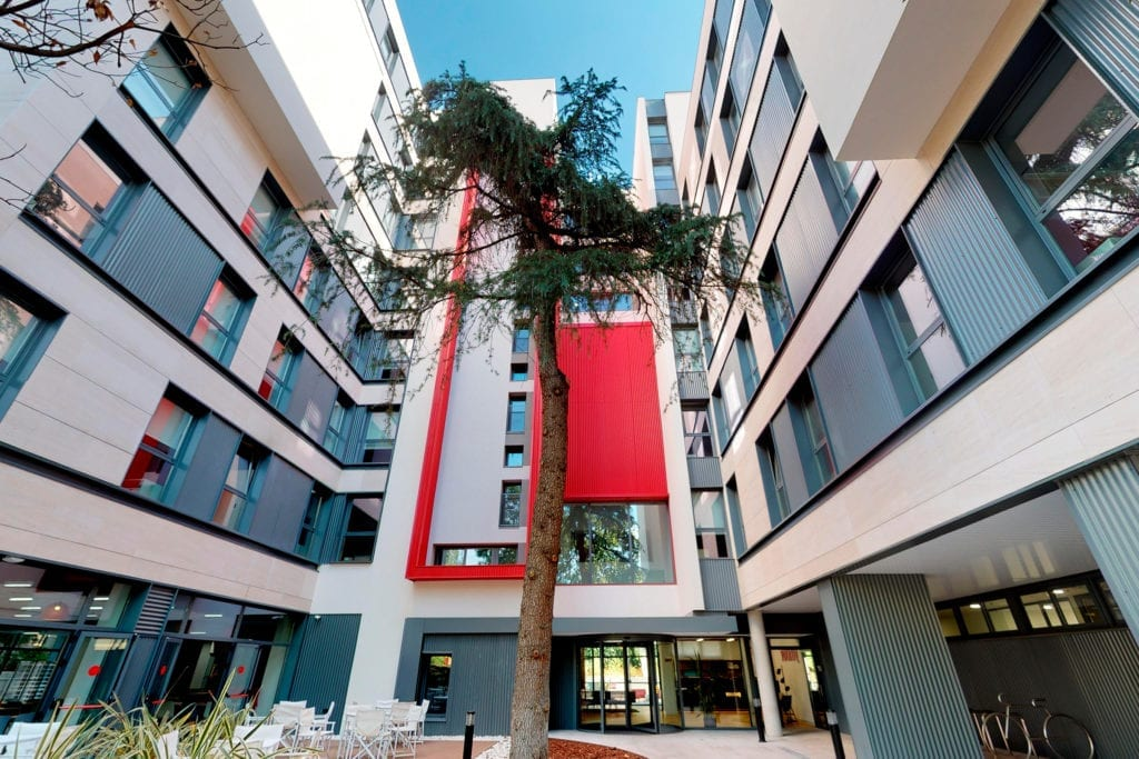 GSA Completes the Purchase of a New Hall of Residence in Madrid