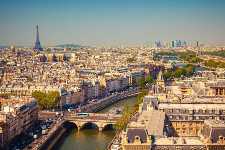 JP Morgan y LaSalle ponen a la venta un complejo de oficinas en París por 300 millones