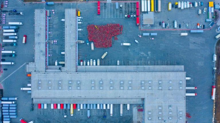 El sector logístico español, en auge: la contratación crece un 20% en 2020