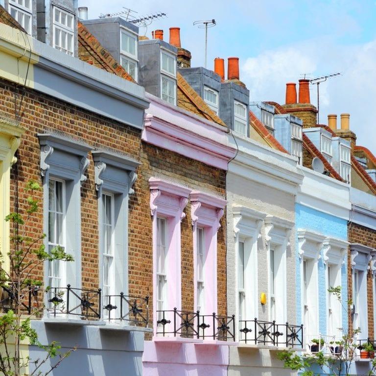 Reino Unido elimina el impuesto por compra de vivienda hasta 2021