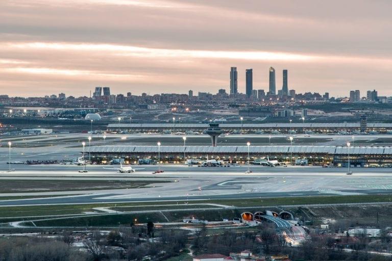 Aena relanza el desarrollo de la ciudad aeroportuaria de Barajas
