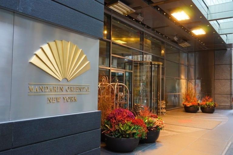 Farallón pone a la venta el hotel Mandarin Oriental de Barcelona por 200 millones