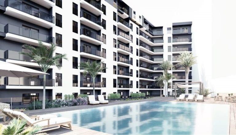 Pryconsa compra suelo en Valencia para contruir viviendas, oficinas y locales junto a la estación del AVE