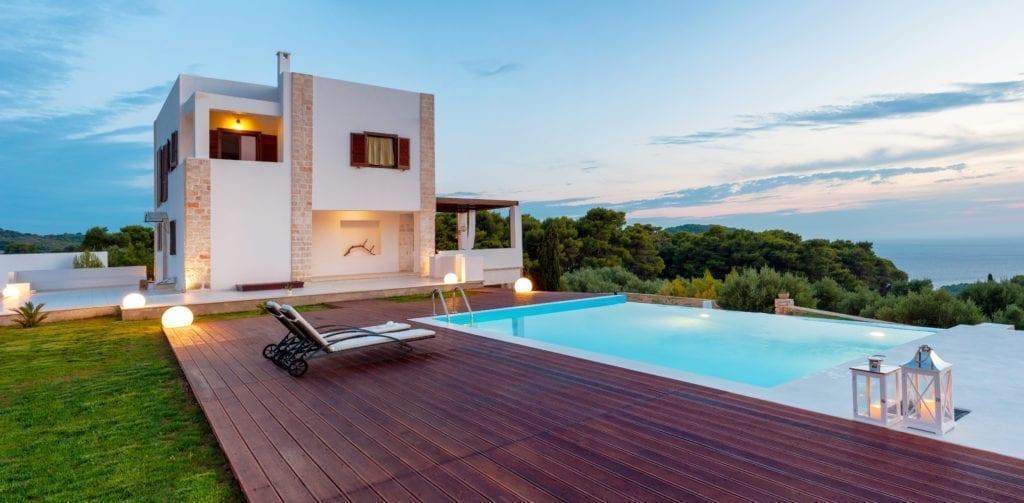 vivienda lujo villa