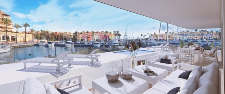 La firma británica Taylor Wimpey se lanza a la vivienda de lujo en Sotogrande y Alicante