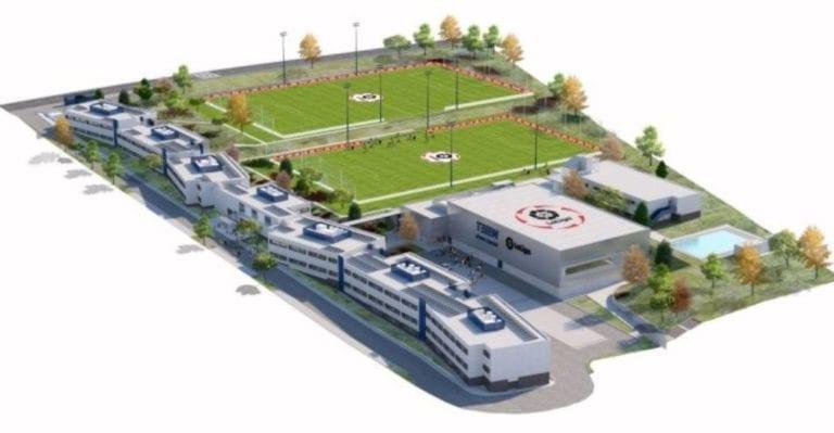 LaLiga construirá un complejo deportivo de 41.000 metros cuadrados en Madrid