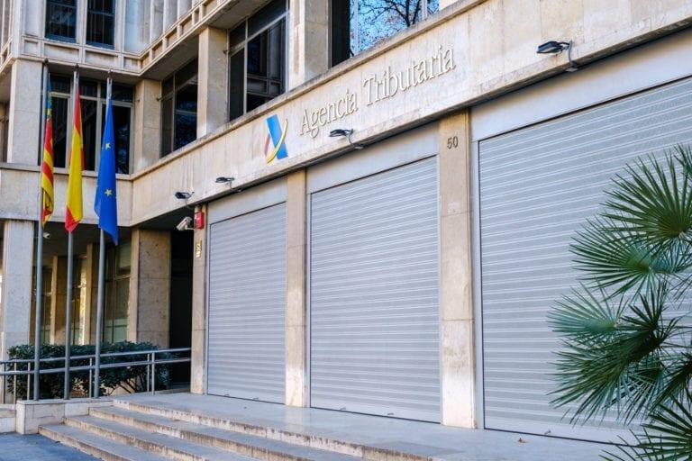 La Agencia Tributaria pide licencia para levantar su nueva sede en Valencia