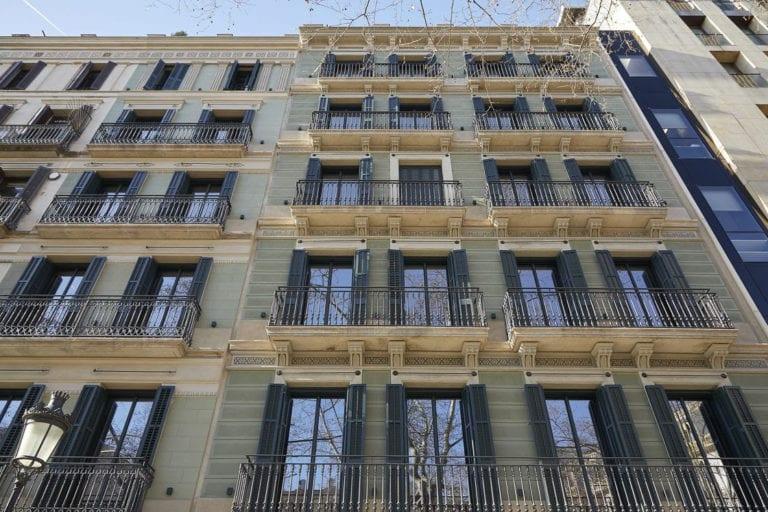 Nuñez i Navarro invierte 14 millones en una promoción de lujo en el Paseo de Gracia