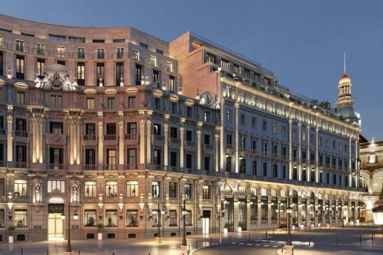 Canalejas ingresa 93,5 millones por la venta de sus 22 apartamentos de lujo