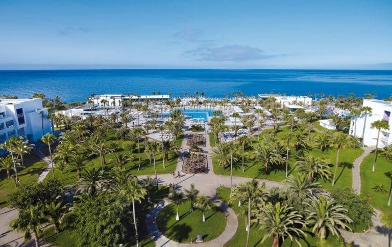 Grandes cadenas hoteleras cierran sus alojamientos en Canarias
