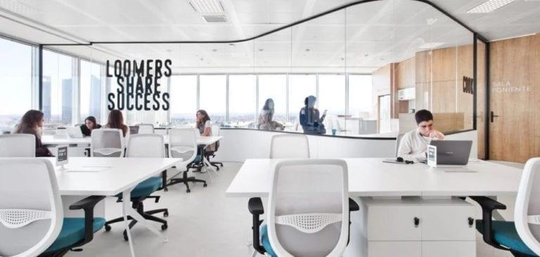 Housers se convierte en el primer inquilino de LOOM Torre Chamartín