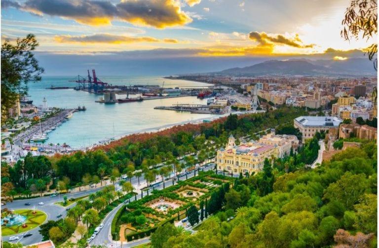El mercado de oficinas en Málaga cierra 2020 con aumento de rentas y apenas stock