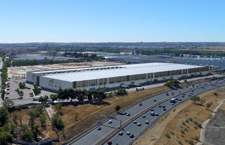 El parque logístico PAL-M40 finaliza su primera fase de 51.000 metros cuadrados de última milla