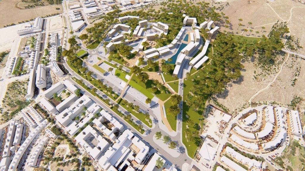 Proyecto de metrovacesa en Tarifa