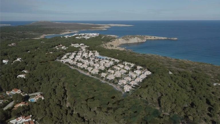 Sareb compra varios suelos de Quabit en Menorca a cambio de cancelar deuda
