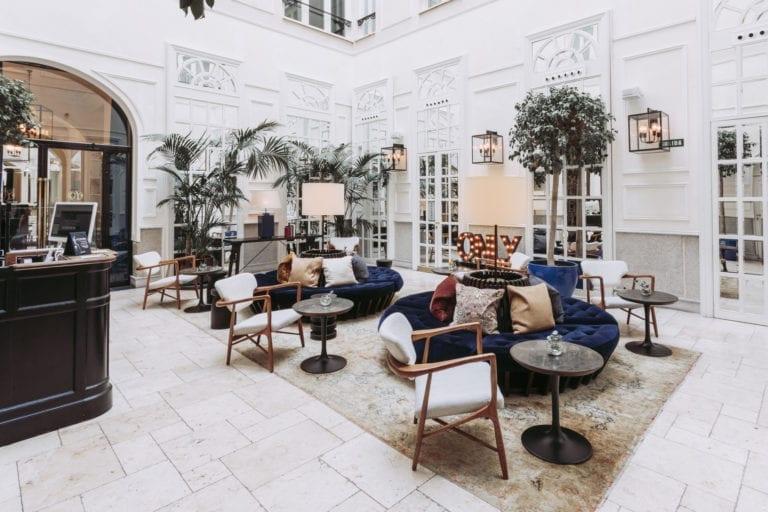 Los hoteles de la alianza de El Corte Inglés y los Matutes reducen sus beneficios