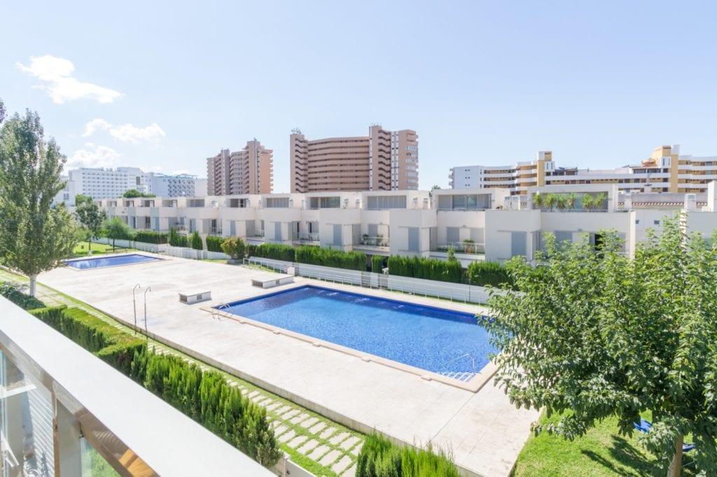 Residencial alcora vivienda Palma de Mallorca Fuente Mistral